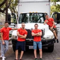 Movers in Orange County