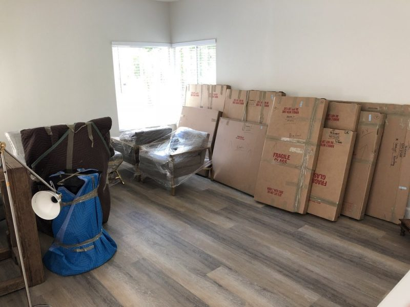 moving company in Los Angeles