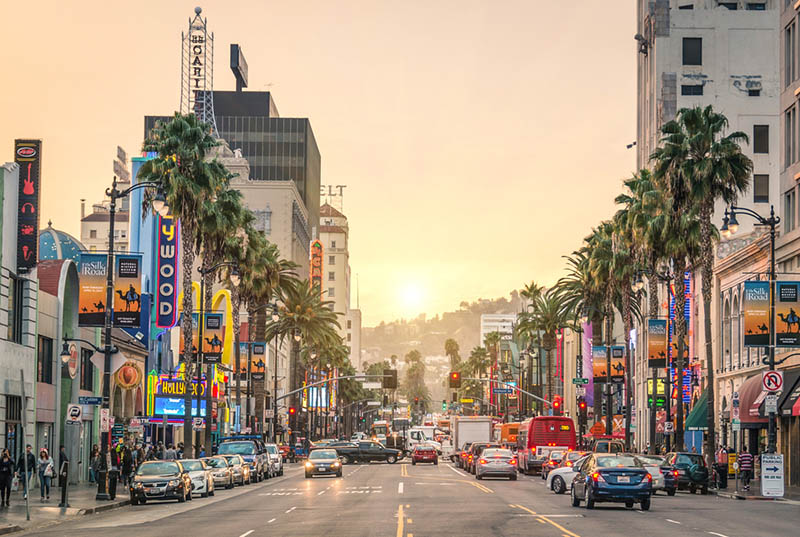 Moving from San Diego to Los Angeles-