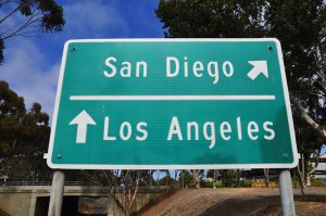 Moving from San Diego to Los Angeles
